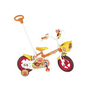 【送料無料・スタンド/ワイヤー錠をプレゼント】【M&M(エムアンドエム)】かじきり自転車それいけ!アンパンマン12D(12インチ)
