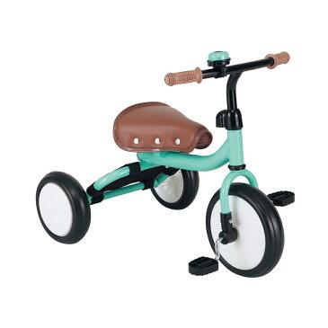 【M&M(エムアンドエム)】 Trike(トライク)(グリーン)