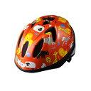 【徳島双輪】TETE スプラッシュハートアニマル レッド XSサイズ(48-52cm)キッズ・子供用ヘルメット