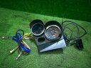 【中古】PIVOT・マルチゲージX2・電圧計付き