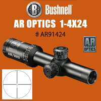 【Bushnell】AROPTICS1-4×24mmブッシュネルライフルスコープ