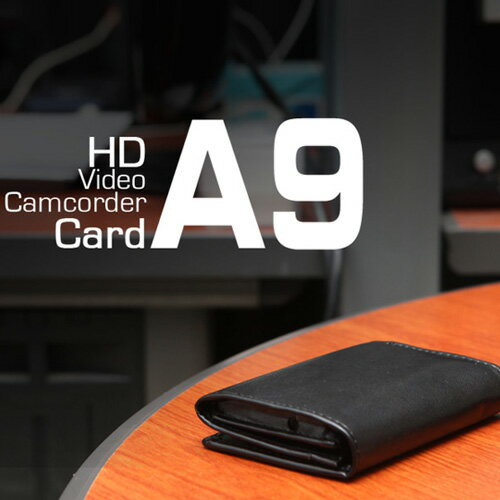 【_関東】【送料無料】INBYTE 超薄型HDポケットビデオカメラ グッディ A9PCなしでも直接TVに出力可能