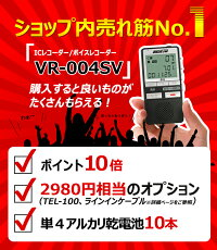 超小型ボイスレコーダーICレコーダー/-004SVICレコーダー簡単ボイスレコーダー高音質録音小型ポータブル録音機4GBiPhone通話録音
