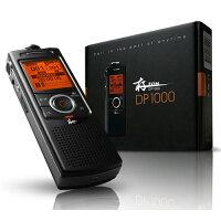 長時間録音対応のリニアPCMレコーダー(DP1000)