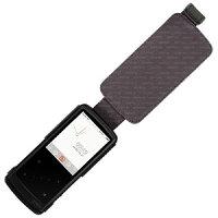 COWON(コウォン)iAUDIOI9用オプション牛革キャリングケース(ブラック)