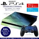 SONY 新型PS4 スリム 薄型 プレイステーション専用 デザインス...