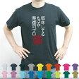 禁煙のプロ/流言飛語【面白T】インパクト、笑い、シュール【メンズTシャツ】文字Tシャツ、エイプリルフール、半袖Tシャツ、春物、夏物、綿100、漢字、日本語、ギャグメンズ、レディース、キッズ【RSS-rb】