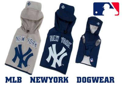 ニューヨークヤンキースメジャーリーグ/犬服/ベンチコート/ドッグ用/【ニューヨークヤンキース...