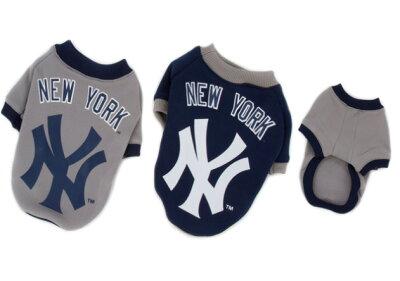 ニューヨークヤンキースメジャーリーグ/犬服/トレーナー/ドッグ用/【ニューヨークヤンキース】...