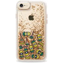 Casetify CTF-4551501-378600 MinionFloaty Gold〔iPhone 7/6s/6用〕