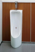 男子トイレ用ステッカーサンプル