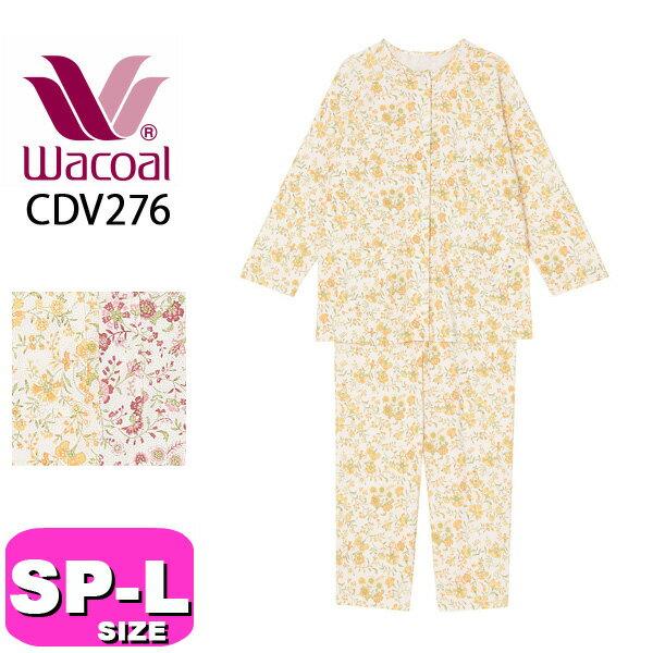 ナイトウェア・ルームウェア, パジャマ  wacoal CDV276 100 SP MP M LP L PW