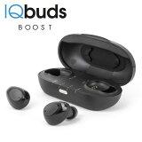 IQbuds BOOST(アイキューバッズ ブースト)|集音器 充電式 ワイヤレス ワイヤレスイヤホン ワイヤレス集音器 両耳タイプ プレゼント ギフト