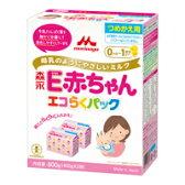 森永E赤ちゃん エコらくパック つめかえ 400g×2袋