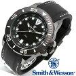 [正規品] スミス&ウェッソン Smith & Wesson ミリタリー腕時計 SCOUT WATCH WHITE/BLACK SWW-582-WH [あす楽] [ラッピング無料] [送料無料]