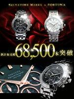【限定モデル】SalvatoreMarra腕時計|サルバトーレマーラクロノグラフSM9028-BLACKKNIGHT-