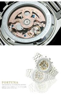アランディベールAlainDivertメンズ腕時計天然ダイヤ男性用ウォッチad004