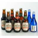 【蔵元直送】【送料込み】越前福井浪漫ビール 地ビールと地酒セット [KTD-8]
