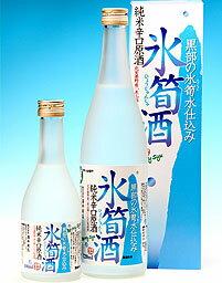 白馬錦 純米辛口原酒<氷筍酒(ひょうじゅんしゅ)> 720ml 箱入り 薄井商店