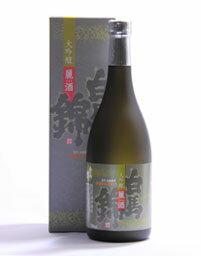 白馬錦 大吟醸 麗酒 (うららしゅ) 1800ml 箱入り1.8L 薄井商店