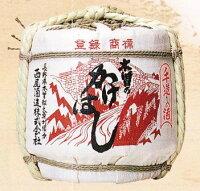 西尾酒造木曽の桟(木曽のかけはし)本醸造3600ml菰樽こもだる3.6L