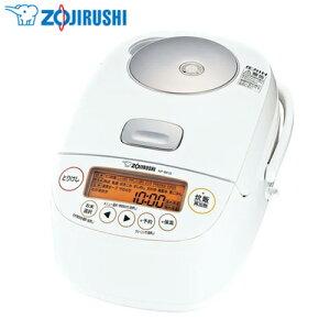 【即納】【返品OK!条件付】象印 5.5合炊き 炊飯器 圧力IH炊飯ジャー 極め炊き NP-BK10-WA ホワイト【KK9N0D18P】【100サイズ】