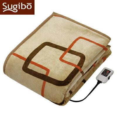 季節・空調家電, 電気毛布・膝掛け OK! SB20KW06-BE SugiboKK9N0D18P100