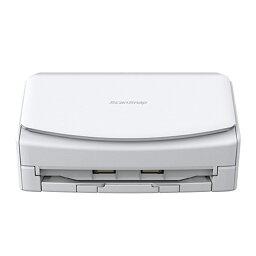 【返品OK!条件付】PFU スキャナー ScanSnap iX1600 2年保証モデル FI-IX1600-P ホワイト【KK9N0D18P】【100サイズ】