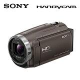 【即納】【返品OK!条件付】SONY デジタルHDビデオカメラレコーダー ハンディカム 64GB HDR-CX680-TI ブロンズブラウン 【KK9N0D18P】【80サイズ】