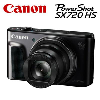 デジタルカメラ, コンパクトデジタルカメラ OK!CANON PowerShot SX720 HS PSSX720HS-BK KK9N0D18P60