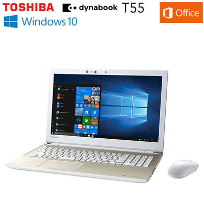 パソコン, ノートPC OK! dynabook T55G 2018 PT55GGP-BEA2 15.6 HDKK9N0D18P100