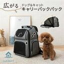 犬 犬用 猫 リュック キャリーバッグ キャリーケース 耐荷 10kg 小型 簡