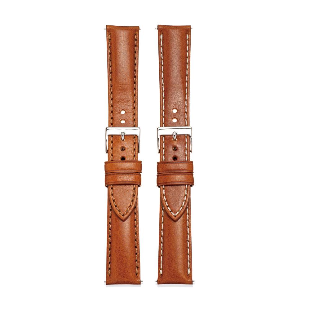 腕時計用アクセサリー, 腕時計用ベルト・バンド EMPIRE COGNAC 18mm 20mm