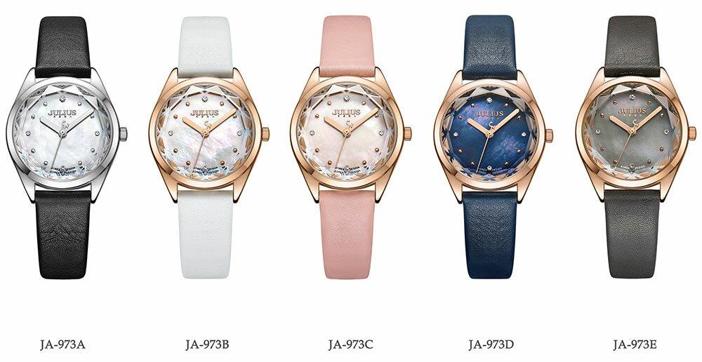 腕時計, レディース腕時計 JULIUS JA-973