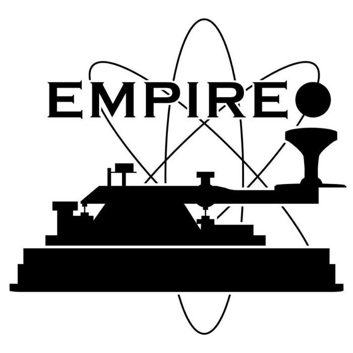 〇Empire 27 28MHz 28.305MHz UFOタイプ トップローディング 傘 アルミ菅 全長1200mm 耐入力2kw【安心の45日間保証付き】/X000OA4BMJ