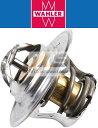【M's】VW パサート(3B/3C)/ポロ(9N/9A/6K)WAHLER製・他 サーモスタット(ガスケット付)//純正OEM 050-121-113C 050121113C 06B-121-113A 06B121113A フォルクスワーゲン PASSAT POLO