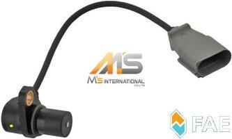 【M's】VWシャラン(7M)トゥアレグ(7L)トゥーラン(1T)FAE社製・他クランク角センサー//純正OEMクランクカクセンサークランクセンサークランクポジションセンサークランクシャフトポジションセンサーフォルクスワーゲン06A-906-433K06A906433K