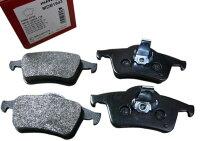 【M's】VOLVOボルボS60S70S80V70XC70/MINTEX製リアブレーキパッド左右新品