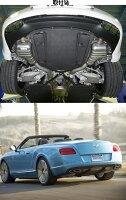 【M's】BENTLEYコンチネンタル(13y-)GTGTC(V8)純正スポーツエキゾーストマフラー//ベントレーCONTINENTALスポーツマフラー3463正規品エムズ大人気新品