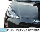 【M's】アクア 前期(H23.12-H26.11)アイライン ABS製 クー...