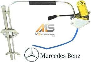 【M's】W463ベンツAMGGクラス(ゲレンデ)純正品フロントウインドーレギュレーター右側(モーター付)//正規品ドアレギュレーター右前RG320G500G550G55G63G65463-720-09464637200946
