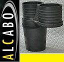 【M's】X253 ベンツ AMG GLCクラス(2016y-)ALCABO ドリンクホルダー(ブラック カップタイプ)//アルカボ カップホルダー GLC250 GLC350 GLC43 AL-B107B ALB107B