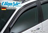 【M's】W639 ベンツ Viano Vクラス(2004y-2015y)climAir製 フロント ドアバイザー (左右) // BENZ クリムエアー 400333 前 F ウィンドウ 新品