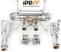 【M's】ランボルギーニAventadorLP700-4イノテックパフォーマンスエキゾースト製可変バルブマフラー//LamborghiniアヴェンタドールInnotechPerformanceExhaust社製LP700_2社外高品質新品