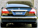 【M's】日産 CIMA シーマ F50型 (H13,2〜H20,1) WALD/ヴァ...