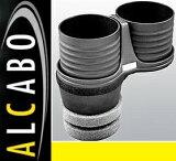 【M's】アウディ TT 8S(2015y-)ALCABO ドリンクホルダー(ブラック カップタイプ)//社外品 アルカボ カップホルダー AUDI AL-M313B ALM313B
