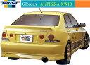 【M's】トヨタ アルテッツァ XE10(98.01-05.09)TRUST GRedd...