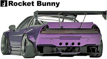 【M's】ホンダ NSX NA1/NA2 (1990y-2006y) Rocket Bunny GTウイング//HONDA FRP製 TRA京都 ロケットバニー ロケバニ パンデム PANDEM エアロ ウイング リアウイング F1ウイング 大型ウイング