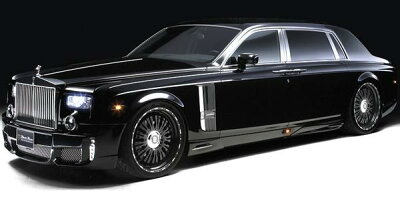 【M's】ロールスロイス ファントム WALD ヴァルド Sports Line Black Bison Edition エアロパー...