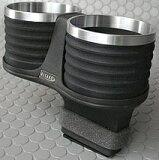 【M's】レクサス CT200h ZWA10 ALCABO ドリンクホルダー ブラック/リング カップ タイプ AL-T105BS アルカボ センターコンソール対応 アルダックス LEXUS 黒 BLACK 右/左ハンドル車 高品質 最安値 エムズ 新品